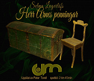 Cover for Herr Arnes penningar