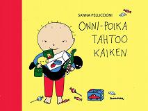 Cover for Onni-poika tahtoo kaiken