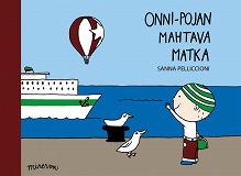 Cover for Onni-pojan mahtava matka