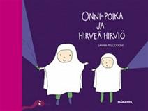 Cover for Onni-poika ja hirveä hirviö