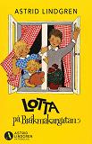 Cover for Boken om Lotta på Bråkmakargatan