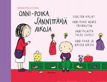 Cover for Onni-poika, jännittäviä aikoja