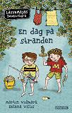 Cover for LasseMajas sommarlovsbok: En dag på stranden