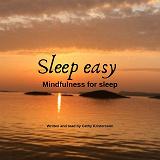 Cover for Sleep easy - Mindfulness for sleep