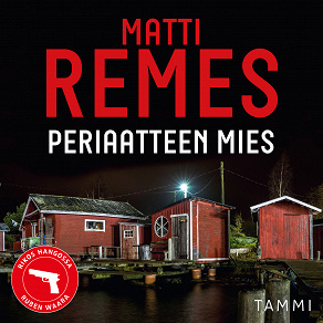 Cover for Periaatteen mies