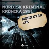 Cover for Mord utan lik