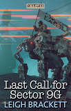 Cover for Last Call for Sector 9G
