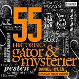 Cover for 55 historiska gåtor och mysterier