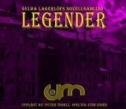 Cover for Legender
