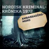 Cover for Ambassadörsmord