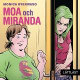 Cover for Moa och Miranda / Lättläst