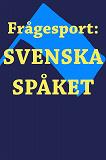 Cover for Frågesport : Svenska språket (PDF)