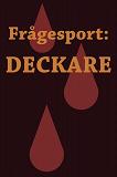 Cover for Frågesport : Deckare (Epub2)