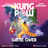 Cover for Kung Pow. Game over