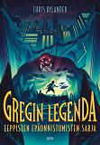 Cover for Gregin legenda