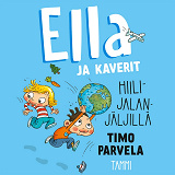 Cover for Ella ja kaverit hiilijalanjäljillä