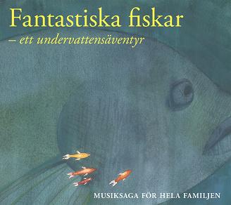Cover for Fantastiska fiskar