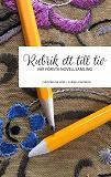 Cover for Rubrik ett till tio: Vår första novellsamling