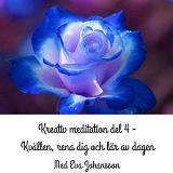 Cover for Kreativ meditation - del 4