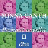 Cover for Parhaat novellit II