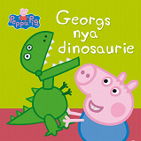 Cover for Georgs nya dinosaurie