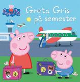 Cover for Greta Gris på semester