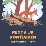 Cover for Pikku Kakkosen iltasatu: Kettu ja kontiainen