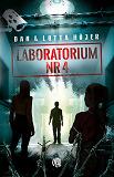 Cover for Laboratorium nr 4 : Hemligt område