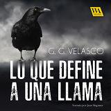 Cover for Lo que define a una llama