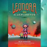 Cover for Leonora och glasplaneten