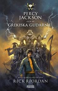 Cover for Percy Jackson och de grekiska gudarna