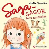 Cover for Sura surikater : Sagasagor