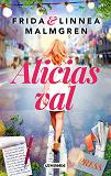 Cover for Alicias val