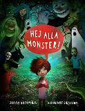 Cover for Hej alla monster!