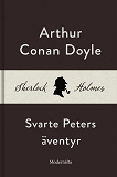 Cover for Svarte Peters äventyr (En Sherlock Holmes-novell)