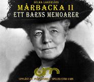 Cover for Mårbacka II / Ett barns memoarer