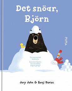 Cover for Det snöar, Björn