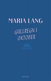 Cover for Gullregn i oktober