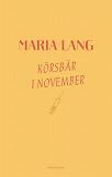 Cover for Körsbär i november