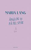 Cover for Ånglok 16 på fel spår