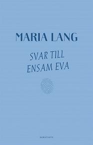 Cover for Svar till Ensam Eva