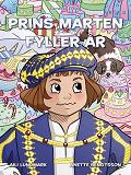 Cover for Prins Mårten fyller år