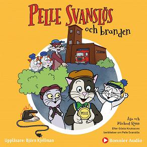 Cover for Pelle Svanslös och branden
