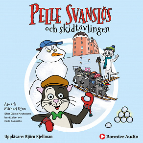 Cover for Pelle Svanslös och skidtävlingen