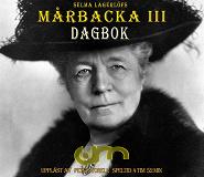 Cover for Mårbacka III / Dagbok