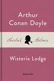 Cover for Wisteria Lodge (En Sherlock Holmes-novell)