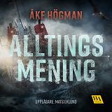 Cover for Alltings mening