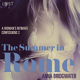 Cover for The Summer in Rome - A Woman's Intimate Confessions 2