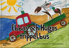 Cover for Ebbas och Hugos trippelbus