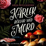 Cover for Kärlek börjar med mord